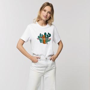 Reine Bio Baumwolle - Oversize T-Shirt /  Free Spirit - Kultgut