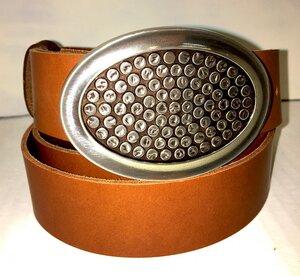 BORA BORA - Handgemachter Ledergürtel  - SaSch belt & bags