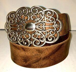 CANCUN - Handgemachter Ledergürtel  - SaSch belt & bags