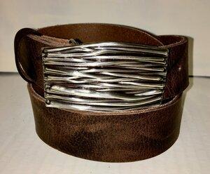 MALLORCA - Handgemachter Ledergürtel  - SaSch belt & bags