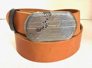 St. TROPEZ - Handgemachter Ledergürtel  - SaSch belt & bags