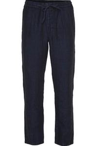 BIRCH loose linen pant - Knowledge Cotton Apparel