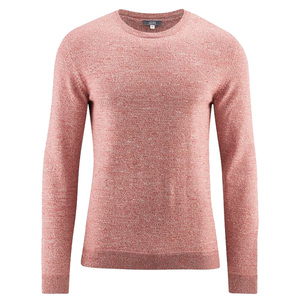 Living Crafts Herren Pullover Iain Bio-Baumwolle - Living Crafts