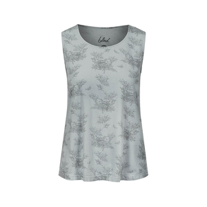 Homewaii Top Damen Grau - bleed
