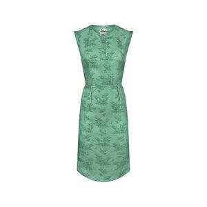 Natural Grown Lyocell (TENCEL) Kleid Damen Mint - bleed