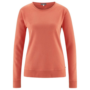 Living Crafts Damen Sweat-Shirt Gwyneth Bio-Baumwolle - Living Crafts