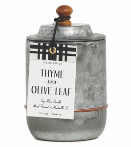 Duftkerze Homestead Thyme & Olive Leaf - Paddywax