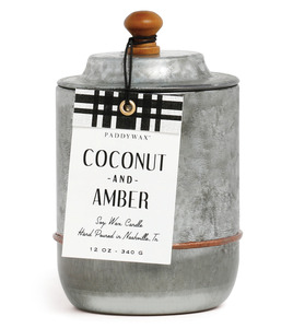Duftkerze Homestead Coconut & Amber - Paddywax