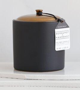 Duftkerze Hygge Bergamot + Mahogany - Paddywax