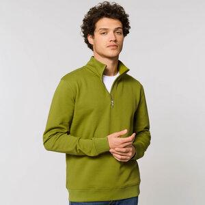 Sweatshirt mit Zipper - Innen flauschig / Kultgut - Kultgut