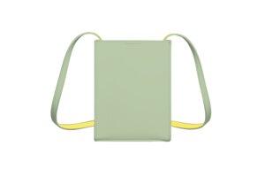 vegane Mini Tasche bicolor - CAMYS CONCEPT