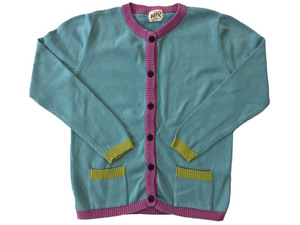 Strickjacke hellblau - Kite Kids