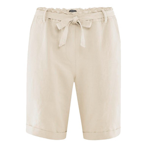 Living Crafts Damen Bermudas Gaby Bio-Baumwolle/Bio-Leinen - Living Crafts