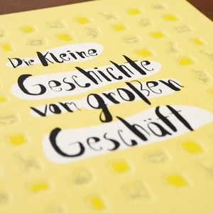 Goldeimer Kinderbuch - Die kleine Geschichte vom großen Geschäft - Goldeimer