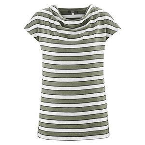 Living Crafts Damen T-Shirt Gilka Bio-Leinen/Bio-Baumwolle - Living Crafts