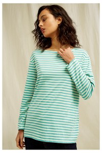 Darci - bretonisches Shirt - Stripe Top - People Tree