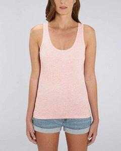 Damen Top aus Bio Baumwolle, nachhaltig & fair, viele Farben meliert - YTWOO