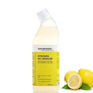Bio WC-Reiniger Zitronen Citrus 750 ml - NATUREHOME