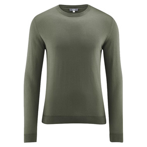 Living Crafts Herren Pullover Ilario Bio-Baumwolle - Living Crafts