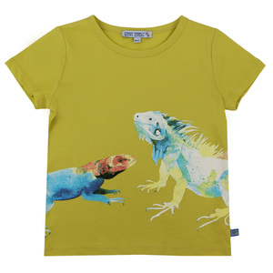 Kinder T-Shirt Reptil  - Enfant Terrible