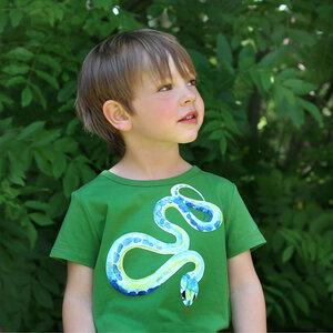 Kinder T-Shirt Snake  - Enfant Terrible