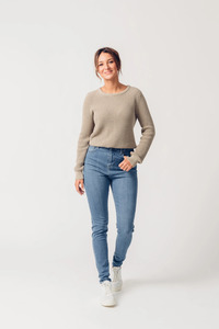 Carrie Super Skinny Super High Waist Jeans - United Change Makers
