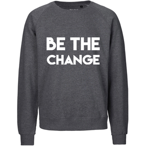 Be the change Sweat - WarglBlarg!