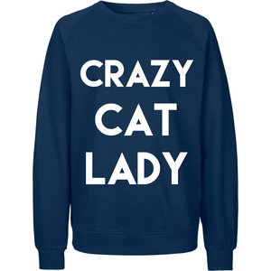 Crazy cat lady Sweat - WarglBlarg!