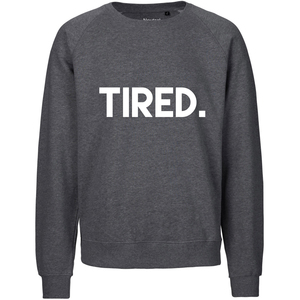 Tired. Sweat - WarglBlarg!