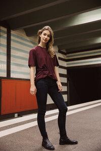 Hanf Basic T-Shirt – Ruck - MÁ Hemp Wear