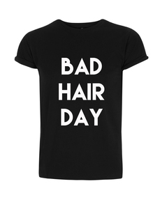 Bad hair day Boy T-Shirt - WarglBlarg!