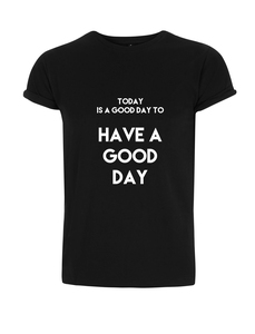Good day Boy T-Shirt - WarglBlarg!