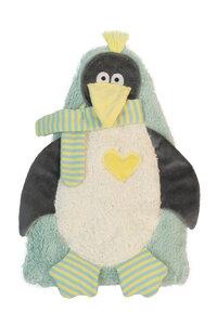 """Wärmekissen """"Pinguin"""",Farbe: eisblau - Pat und Patty"""