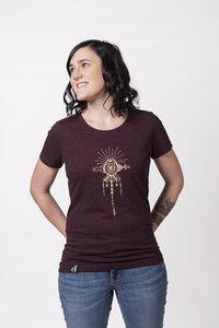 """Damen T-Shirt """"ELTraum"""" in zwei Farben - ecolodge fashion"""