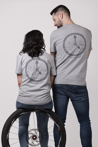"Unisex T-Shirt ""ELRadlfoan"" in 2 Farben - ecolodge fashion"