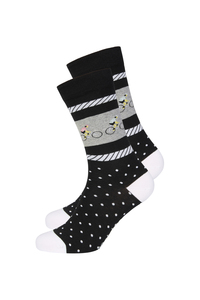Basic Socks #BIKER - recolution