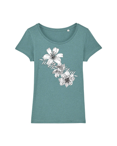 Blumen | T-Shirt Damen - wat? Apparel