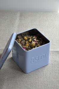 Relax Tee mit Kamille und Rosenblüten - Asmi Ayurveda
