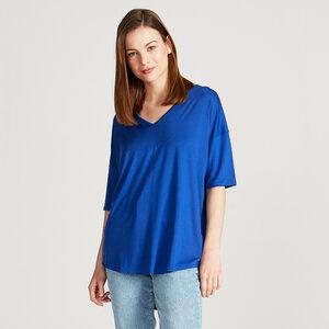 T-Shirt AILA aus Tencel - stoffbruch