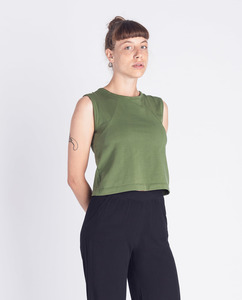 Damen Top aus Bio-Baumwolle - RagTop - Degree Clothing