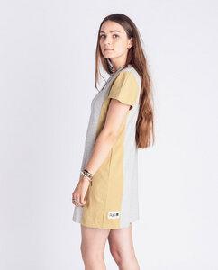 Damen Kleid aus Bio-Baumwolle - Blockchain - Degree Clothing