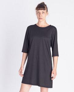 Damen Kleid aus Bio-Baumwolle - 3/4 Arm  - Degree Clothing