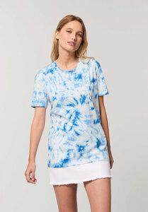 Damen Herren Unisex Batik T-Shirt Bio Fair - ThokkThokk