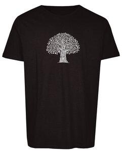 Basic Bio T-Shirt (men) Nr.2 tree life - Brandless