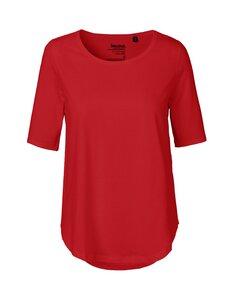 Damen T-Shirt von Neutral Bio Baumwolle Halbarm Half Sleeve - Neutral