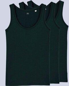 3er Pack Damen Top aus Bio Baumwolle, nachhaltig & fair - YTWOO