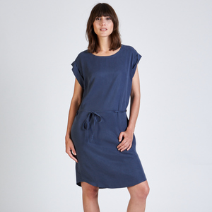 T-Shirt Kleid NARA aus Tencel - stoffbruch