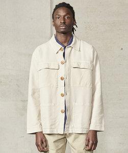 Overshirt aus Biobaumwolle - Sweaterhouse