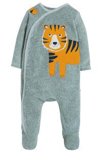 Baby Wickel Overall *Tiger* | GOTS zertifiziert | Frugi - Frugi