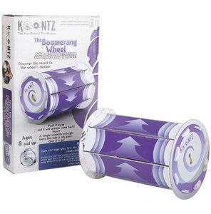 """Der rollende Bumerang"" - Koontz"